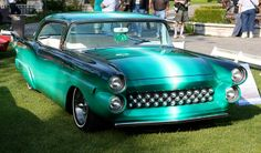 Awesome 1957 Ford  Jade