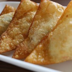 6/16/13 . . . tried a new restaurant, China Jade, and their crab rangoons are fantastic!