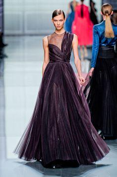 Défilé Christian Dior - AW 2012-2013 - Paris