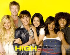 Wallpaper of HSM for fans of High School Musical 7091876 Hig School, My High School, Troy Bolton, Disney Channel Movies, Disney Channel Stars, High School Musical Cast, Good Girl Quotes, Zac Efron And Vanessa, Zac Efron Movies