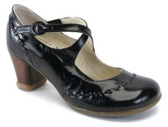 Check out the Fluevog Malibran - and I have these in green (also no longer available!)