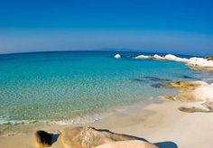 Kavourotripes beach, Chalkidiki peninsula, Greece.WOW!