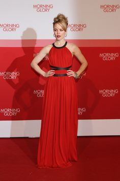 Rachel McAdams attends the premiere of 'Morning Glory' at the CineStar. Find Your Match, Rachel Mcadams, Formal Dresses, Fashion, Dresses For Formal, Moda, La Mode, Fasion, Gowns