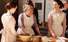 DOWNTON ABBEY - The BEST!!