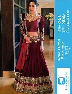 Call us : 01943335550or01866667811 #indian #dress #women #clothing #fashion   #https://www.facebook.com/easychoicebd/