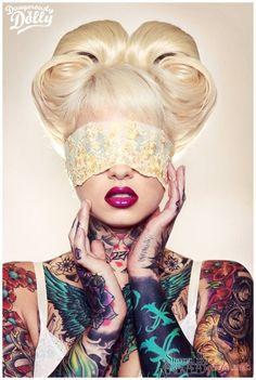 {InkedGirls.Net - Girls with Tattoos. Hot Pictures, Sexy Women, Beautiful Tattoos.}  #sexytattoos #womentattoo