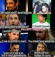 Funny moment with The Shield