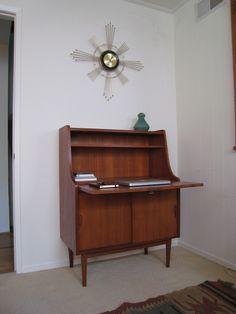 danish secretary desk