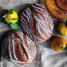 Smoky Chili Bread from Sarah Owens (Chilipulver durch geräuchertes Paprikapulver ersetzen)