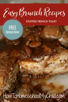 inRL Meetup & Stuffed French Toast {Monday Meals}How To Homeschool My Child Breakfast Tacos, Breakfast Dishes, Breakfast Time, Breakfast Recipes, Breakfast Ideas, Easy Family Meals, Family Recipes, Pancakes And Waffles, Brunch Recipes