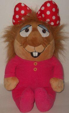 """Kohls Mercer Mayer Sister Little Critter Cares Plush Stuffed 15"""" Pink Sleeper #Kohls"""