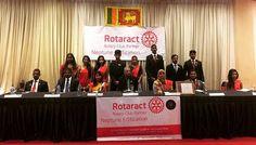 Have a great year ahead Rtr Uzla Akbar and the team! #rcnep #rccmt #rotaract #rotary #3220