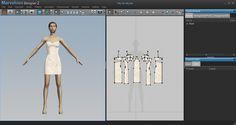 Phần mềm thiết kế thời trang 3D