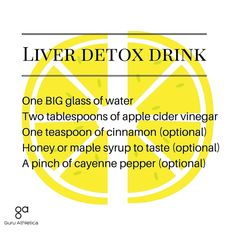 Willing to give it a go  So after much research on lowering my cholesterol and blood glucose I had  narrowed down the culprit to my poor liver. You can read about the 6  actionable steps, one of which is to have a liver detox drink daily. Now  if you read online, the proponents of these detox drinks will claim many  miracles, but me I just wanted to kick start my liver detox and accelerate  the process of eliminating toxins and giving the poor little fella a chance  to heal and get back to…