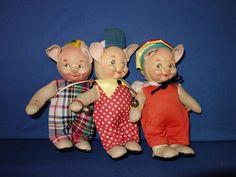 Three Little Pigs by Krueger