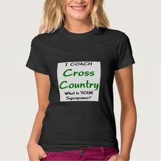 I coach cross country tee shirts T Shirt, Hoodie Sweatshirt