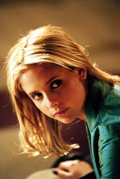 But you're just a girl - That's what I keep telling them = Buffy <3