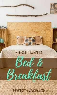 Lots of people dream about having a bed and breakfast enterprise. Before you opt to open a bed and breakfast, you are going to have to do your research. If you wish to open a bed and breakfast for …