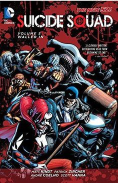 Suicide-Squad-Vol-5-Walled-In-The-New-52-Trade-Paperback-TPB