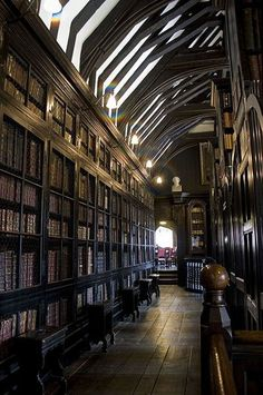 Chethams Library, Manchester, England