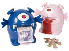 Money Monster Piggy Bank