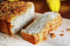 Cinnamon Toast Crunch Banana Bread via Little Bitty Bakes