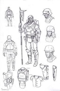 light armor 5 by TugoDoomER