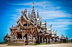 Thailand - The Sanctuary of Truth