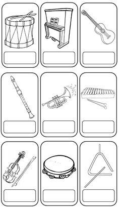Relaterad bild Music Lessons For Kids, Music For Kids, Preschool Music Activities, Leadership Activities, Group Activities, Music Instruments Diy, Music Theory Worksheets, Elementary Music, Elementary Schools