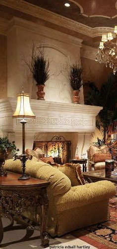 ~~Nothing like beautiful colors and pieces, all together creating a peaceful room...