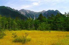 Summer in Kamikochi -
