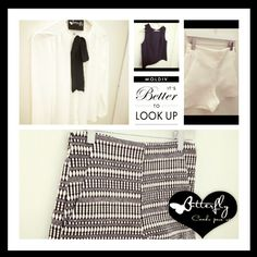 Más Black & White..❤️ #outfitbyButterfly