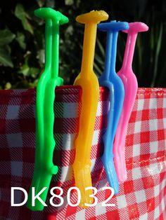 Kleurige wasknijpers uit Mexico!!