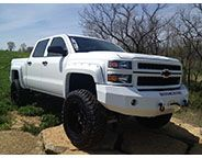 WIN a custom 2014 Silverado 4×4  and assist Missouri State Council of Fire Fighters! Enter http://www.jackedupgiveaways.com