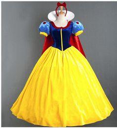 Aliexpress.com: Comprar Mujeres adultos de Halloween princesa de dibujos animados nieve traje blanco venta CO98321347 de disfraz de halloween para un caballo fiable proveedores en FineK