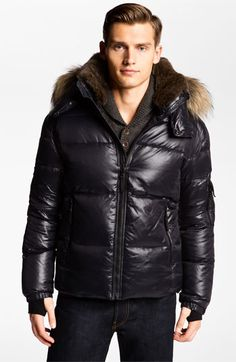 Sam 'Icon' Quilted Goose Down Jacket available at #Nordstrom