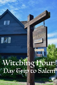 Witching Hour: Day Trip to Salem // Brittany from Boston