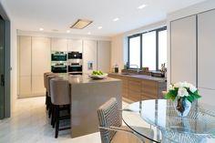 Silestone Unsui kitchen benchtop
