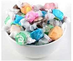 If you are interested in learning how to make salt water taffy then you have come to the right place! I will have two different types of taffy recipes and one bonus recipe. I hope you enjoy. :)