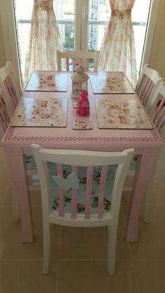 Mutfak masasi takimi_kitchen_table_chair