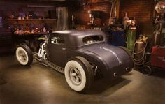 1930 Ford Model A Cad Rod by ~Vertualissimo on deviantART