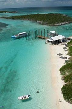 Powerboat Adventures, Nassau, Bahamas