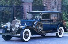President Roosevelt's Cadillac Limousine (this may not be the actual car but only a similar model)