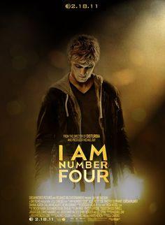 I Am Number Four (2011) Drama/Romance starring Alex Pettyfer, Timothy Olyphant, Dianna Agron http://www.solarmovie.so/link/play/1377471/