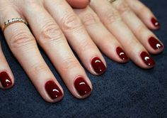 OPI GelColor Bastille My Heart (> malaga wine) alt.: Bogota Blackberry. This colour is perfect for winter!