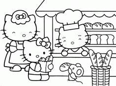 65 Melhores Imagens De Hello Kitty Desenhos Da Hello Kitty Para
