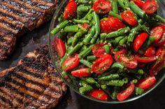 Green Bean and Cherry Tomato Salad Recipe