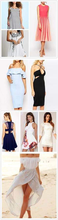 Elegant and Chic Women Dresses