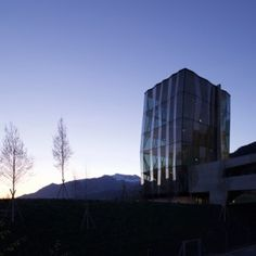 Snøhetta designs new buildings for reopening of Swarovski's crystal theme park