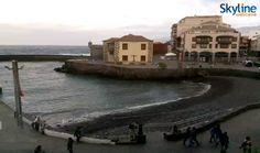 Live Webcam Puerto de la Cruz – Teneriffa
